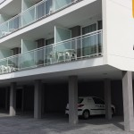 Glass balustrades for hotels
