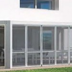 Enclosures with mosquito nets in Mallorca