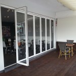 Doors, windows and folding shutters in aluminum and PVC