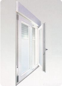 Alumiglass - Ventana 70/PVC/201